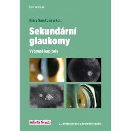 Samková Klára: Sekundární glaukomy - Vybrané kapitoly