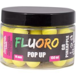 Lk Baits Pop-up Fluoro 14 mm 150 ml g-8 pineapple