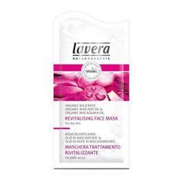 Lavera Hydratační maska Bio divoká růže pro suchou pleť (Revitalising Face Mask) (Objem 10 ml)