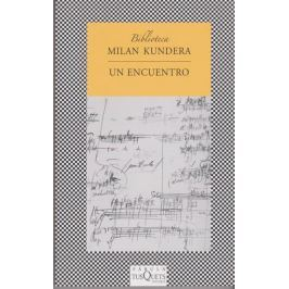 Kundera Milan: Un encuentro