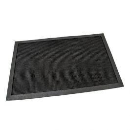 FLOMAT Gumová vstupní kartáčová rohož Rubber Brush - 60 x 40 x 0,8 cm