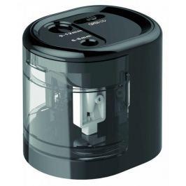 Rapesco Stolní ořezávátko PS12-USB, černá