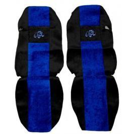 F-CORE Potahy na sedadla PS24, modré