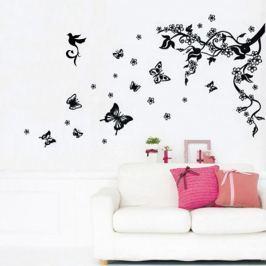 Walplus Černí motýli WS5036