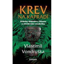 Vondruška Vlastimil: Krev na kapradí
