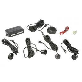 M-Tech Parkovací asistent, zadní, barva černá, průměr senzorů 18 mm, akustický signál Parkovací senzory