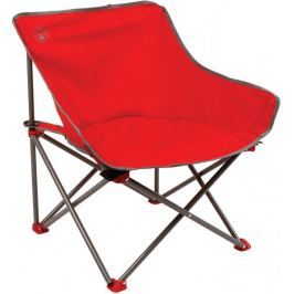 Coleman Kickback chair červená