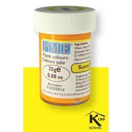 PME PME gelová barva - zářivě žlutá