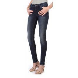 Mustang dámské jeansy 25/34 tmavě modrá