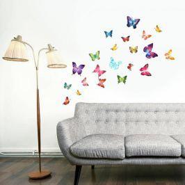 Walplus Samolepky s motýly WS4014