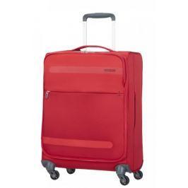 American Tourister Herolite 55, červená