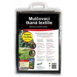 AGRO CS Mulčovací tkaná textilie černá - 1 x 5 m