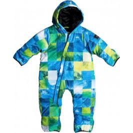 Quiksilver Little Baby Sui I Snsu Ggp9 Blue Sulphur Icey Check 6-12M