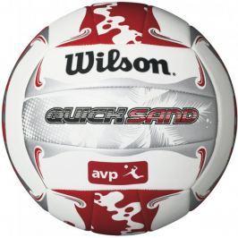 Wilson Avp Quicksand Aloha Volleyball Red/Grey/White