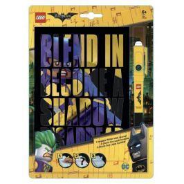 LEGO Batman Movie Zápisník s neviditelným perem - Batgirl