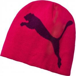 Puma ESS Big Cat Beanie Love Potion drk purple KIDS