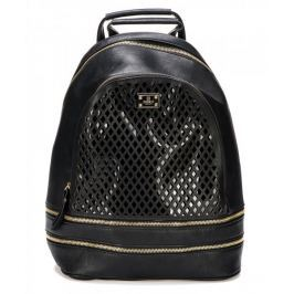 Bessie London dámský černý batoh