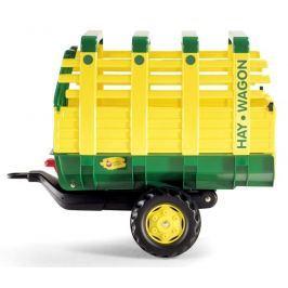 Rolly Toys Vlečka na seno za traktor 1osá