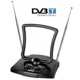 Hama Aktivní pokojová anténa VHF/UHF/FM, 44dB - rozbaleno