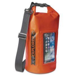 Celly Voděodolný vak Explorer 5L s kapsou na telefon do 6,2