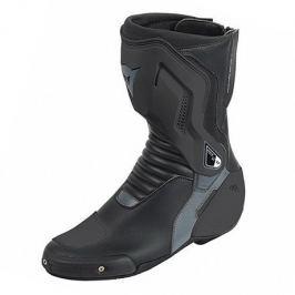 Dainese boty dámské NEXUS LADY vel.36 černá/antracit, kůže/textil (pár)