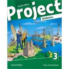 Hutchinson, T.; Hardy-Gould, J.; Trnová,: Project Fourth Edition 3 Učebnice