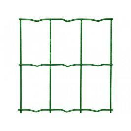 Zahradní síť MIDDLE poplastovaná Zn+PVC - výška 80 cm, role 10 m