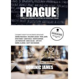 Holcombe Dominic James: Prague Cuisine - Výběr kulinářských zážitků ve stověžaté Praze Kuchařky