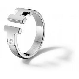 Tommy Hilfiger Luxusní ocelový prsten TH2700864 (Obvod 54 mm)