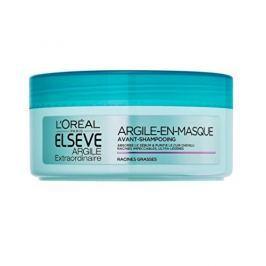 L'Oréal Čisticí maska pro mastné vlasy Elseve Extraordinary Clay (Hair Mask) 150 ml