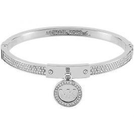 Michael Kors Pevný luxusní náramek s krystaly MKJ5977040