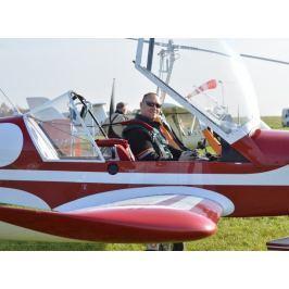Poukaz Allegria - pilotem letadla na zkoušku Adrenalin