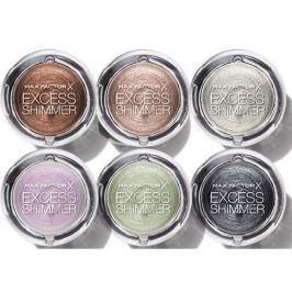 Max Factor Gelové oční stíny Excess Shimmer Eyeshadow (Odstín 05 Crystal)