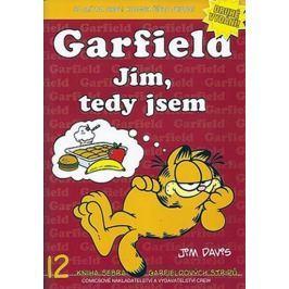 Davis Jim: Garfield  Jím, tedy jsem (č.12)