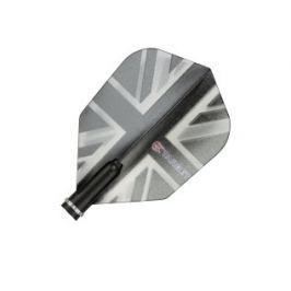 Target – darts Letky VISION 150 Standard Union Jack Black 34117880