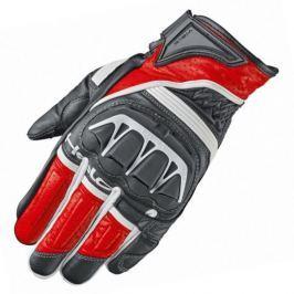Held rukavice SPOT vel.10 černá/červená, hovězí/klokaní kůže