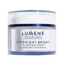 Lumene Rozjasňující noční krém s vitamínem C Light (Overnight Bright Sleeping Cream Contains Vitamin C) 50