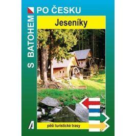 Bělaška Petr: Jeseníky - S batohem po Česku