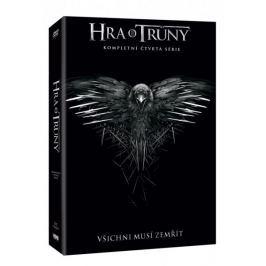 Hra o trůny / Game of Thrones - 4. série (5DVD VIVA balení)   - DVD
