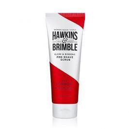 Hawkins & Brimble Jemný pleťový peeling pro muže s vůní elemi a ženšenu (Elemi & Ginseng Pre-Shave Scrub) 125 ml