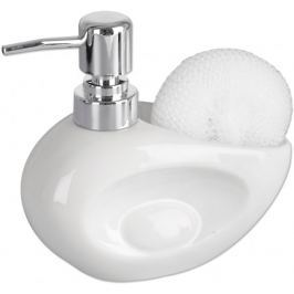 Orion Dávkovač mýdla IBIS porcelán, bílý