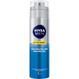 Nivea MEN Active Energy Revitalizační gel na holení