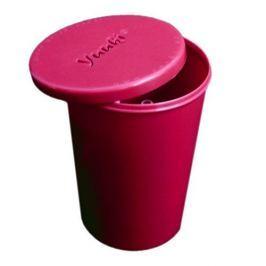 Yuuki Sterilizační kelímek - růžový