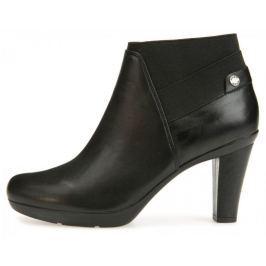 Geox dámská kotníčková obuv Inspiration Stiv 37 černá
