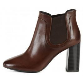 Geox dámská kotníčková obuv Audalies 36 hnědá