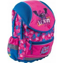 BAAGL Školní batoh ergonomický - Příšerky Girls - velký