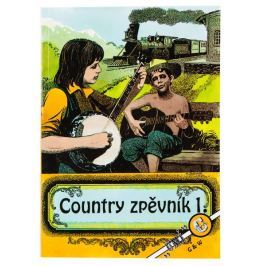 KN Country zpěvník 1. díl Zpěvník