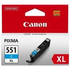 Canon CLI-551C, XL (6444B001), azurová