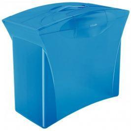 Zásobník na závěsné desky Esselte Europost VIVIDA modrý