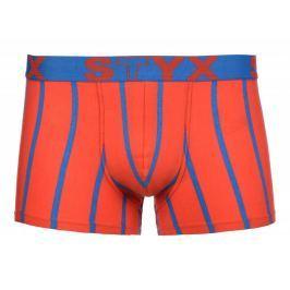 Styx pánské boxerky XL červená